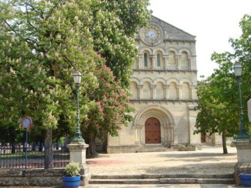 Le village de Saint Christoly